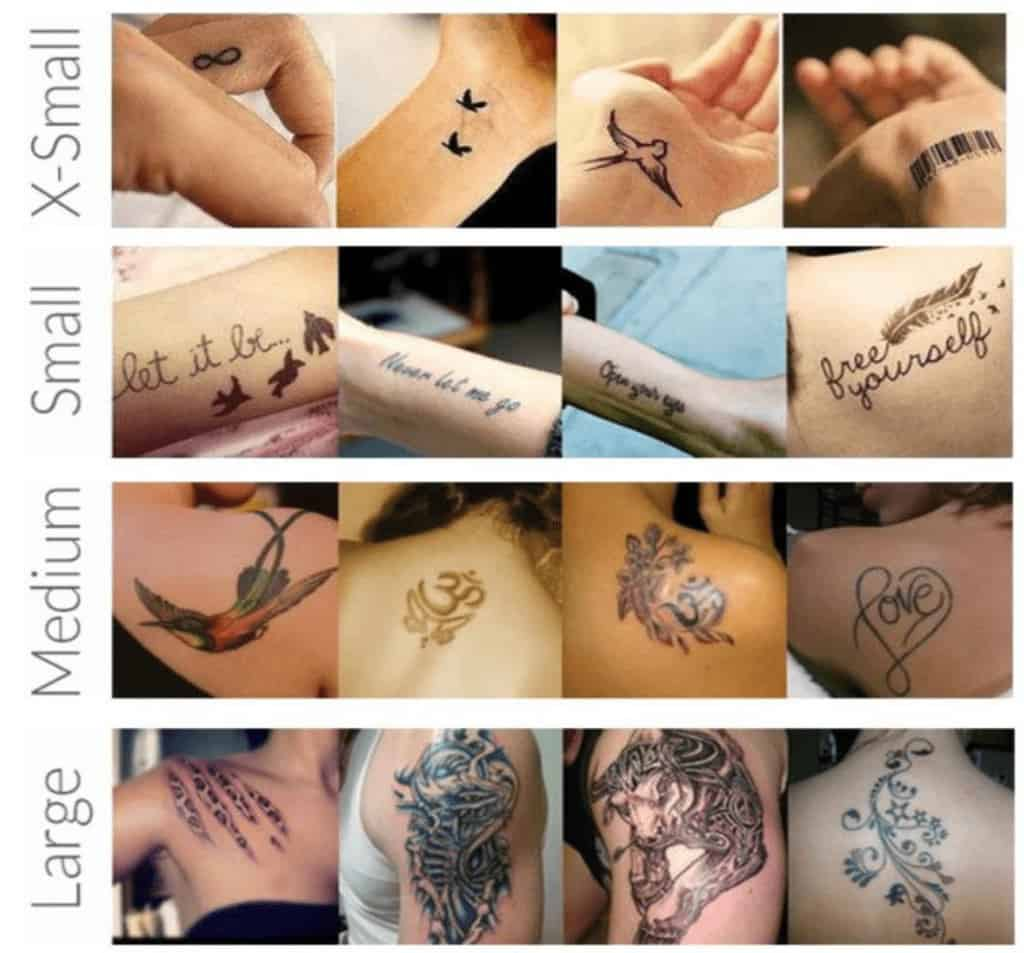 Tattoo Removal Cost and Pricing - Portland Metro Area